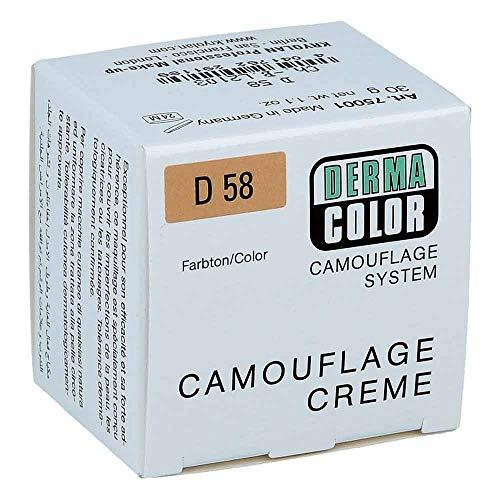 DERMACOLOR Camouflage Creme D58 30 g