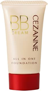 Cezanne Canmake Japan BB Cream All-in-one Foundation SPF 23 PA++ Great for Skin (01)