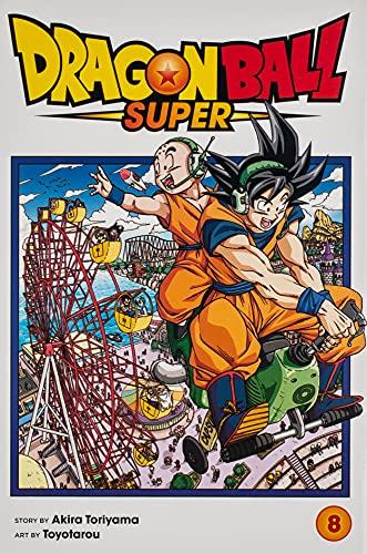 Dragon Ball Super, Vol. 8 (8)