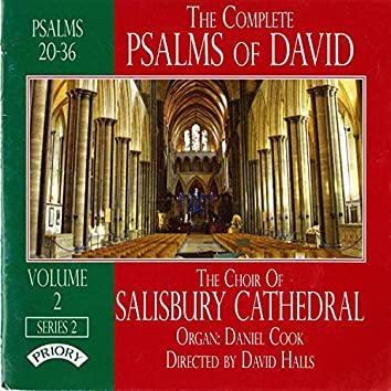 The Complete Psalms of David, Vol. 2