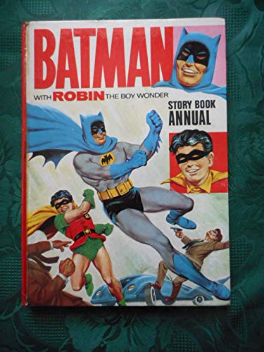 Batman Story Book Annual with Robin the Boy Wonder