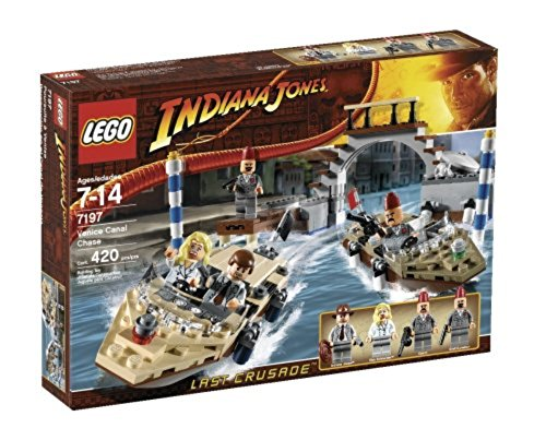 LEGO Indiana Jones 7197