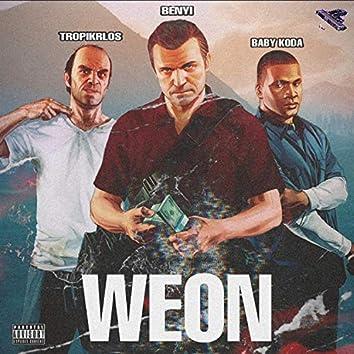 WEON (feat. Tropikrlos & Baby Koda)