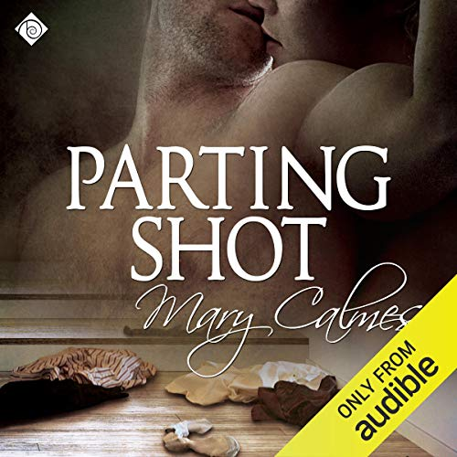 Parting Shot audiobook cover art