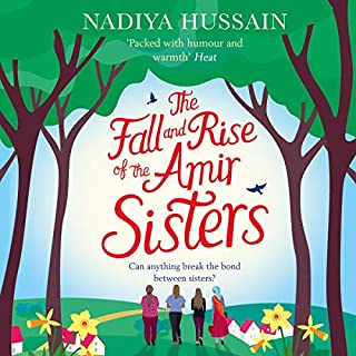 The Fall and Rise of the Amir Sisters audiobook cover art