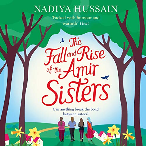 The Fall and Rise of the Amir Sisters Titelbild