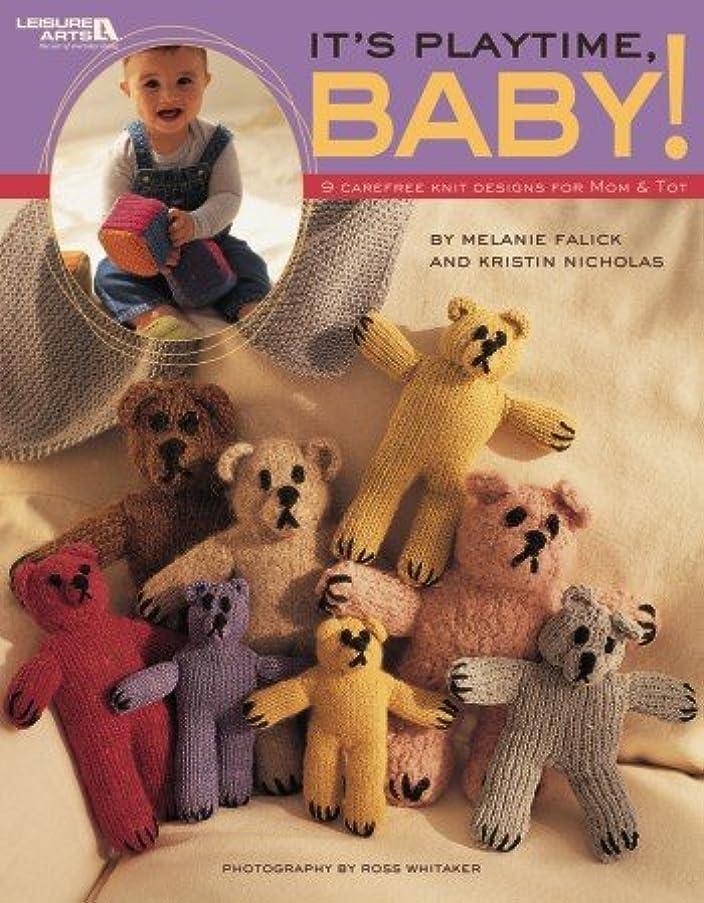 It's Playtime, Baby! - Knitting Patterns
