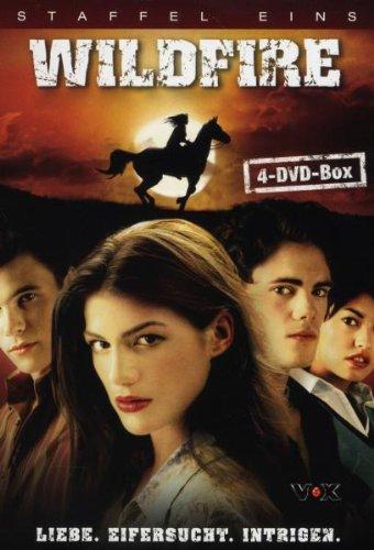 Wildfire - Staffel 1 (4 DVDs)