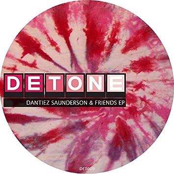 Dantiez Saunderson & Friends EP