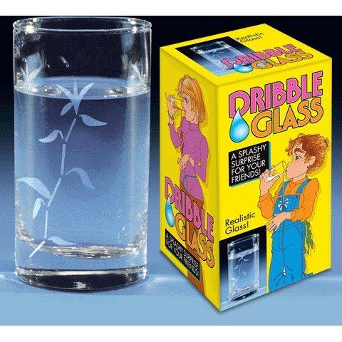 Classic Dribble Glass Practical Joke