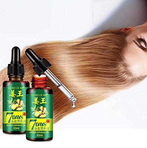 30ml Hair Growth Serum for Women Men,Hair Serum,Anti Hair Loss,Hair Care Growth Essence liquid For Thinning Hair