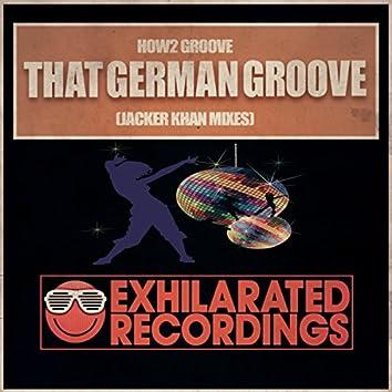 That German Groove (Jacker Khan Mixes)