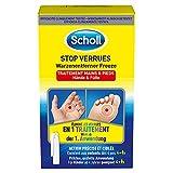 Scholl Traitement Stop Verrues Pieds et Mains - Cryothérapie
