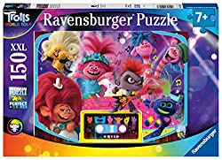 The Trolls Universe is about to get a whole lot louder in this Jigsaw Puzzle from Trolls 2 World Tour. A rocking Trolls Toy Bestselling puzzle brand worldwide - With over 1 billion puzzles sold, our jigsaw puzzles make ideal gifts for women, great gi...