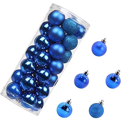 35PC Christmas Balls Ornaments Balls Decoration Christmas Tree Hanging Balls Home & Garden Decoration & Hangs