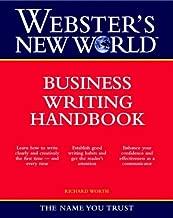 WEBSTER'S NEW WORLD BUSINESS WRITING HANDBOOK (Webster's New World Handbooks)