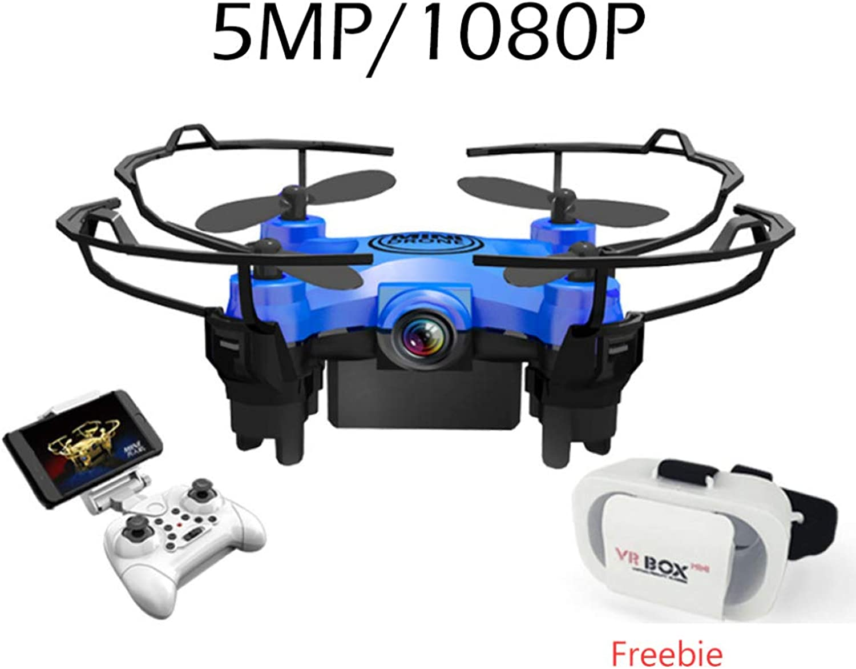 ERKEJI Drohne Schwerkraftabfrage Fernbedienung Mini Quadcopter Spielzeug Flugzeug 720P   1080P Luftbildkamera Echtzeitübertragung WiFi FPV VR