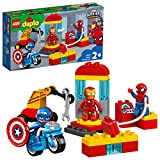 LEGO DUPLO Super Heroes - Laboratorio de Superhéroes, Set de...