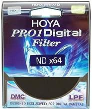 Hoya 62mm Pro-1 Digital NDX64 Screw-in Filter