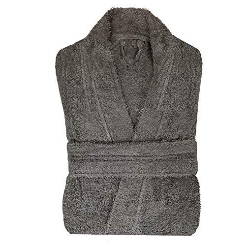 Vision Textiles - Albornoz unisex de algodón egipcio de 500