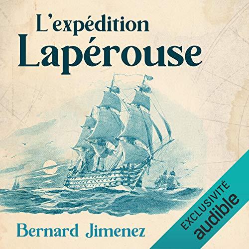 Couverture de L'expédition Lapérouse