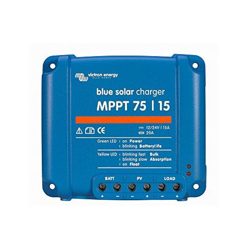 regulador solar 12/24V Victron MPPT 75/15