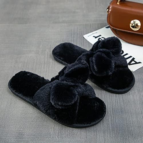 Zapatillas De Casa para Mujer Baratas,Zapatillas De Felpa para Mujer,...