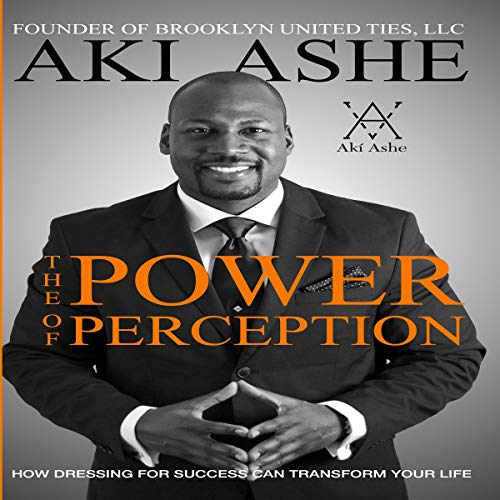 The Power of Perception audiobook cover art