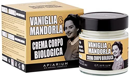 Apiarium Crema Corpo Biologica Vaniglia E Mandorla - 200 Ml