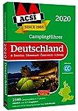ACSI Campingführer Deutschland 2020: +Benelux-Dänemark-Österreich-Schweiz, 2590 Campingplätze: +Benelux-Dänemark-Österreich-Schweiz, 2540 Campingplätze (Hallwag Promobil)