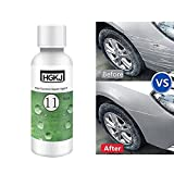 Pawaca HGKJ-11-50ml Car Scratch Repair Liquid Polishing Wax,Car Coating Kit, Anti-Scratch Exterior Care Paint Sealant