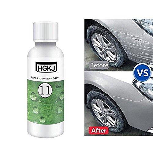Pawaca HGKJ-11-50ml Car Scratch Repair Liquid Polishing Wax,Car Coating Kit, Anti-Scratch Exterior Care Paint Sealant