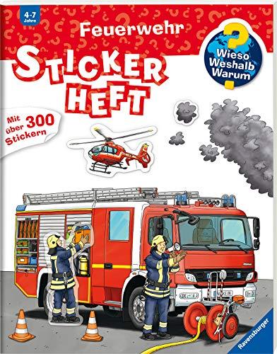 Feuerwehr (Wieso? Weshalb? Warum? Stickerheft)
