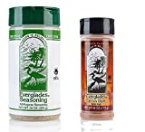 Everglades Seasoning 16 oz All Purpose 6oz Mesquite BBQ Cactus Dust Bundle