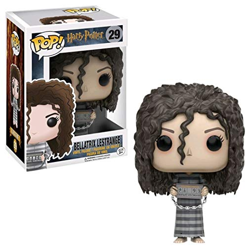 Funko POP! Harry Potter: Bellatrix Lestrange escapando de Azkaban