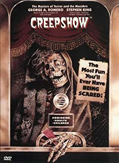 27 x 40 Creepshow Movie Poster