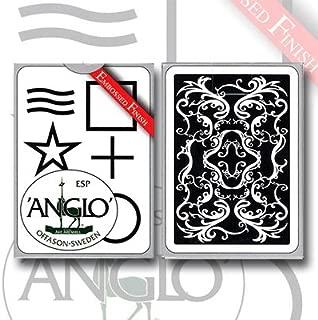 Anglo ESP Deck (black) - by El Duco - Trick