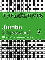 Times 2 Jumbo Crossword Book 8, The (Crosswords)