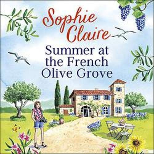 Summer at the French Olive Grove cover art