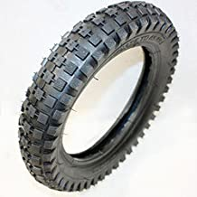 DELUXEMOTO 12-1/2x2.75 (12.5x2.75) Tire + Tube Parts for RAZOR MX350 / MX400 Electric Dirt Rocket or other Mini/Dirt/Pit Scooter Pocket Bike Kids
