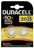 Duracell 2025, Batteria Bottone al Litio 3 V, Specialistica Elettronica, CR2025, DL2025/CR...