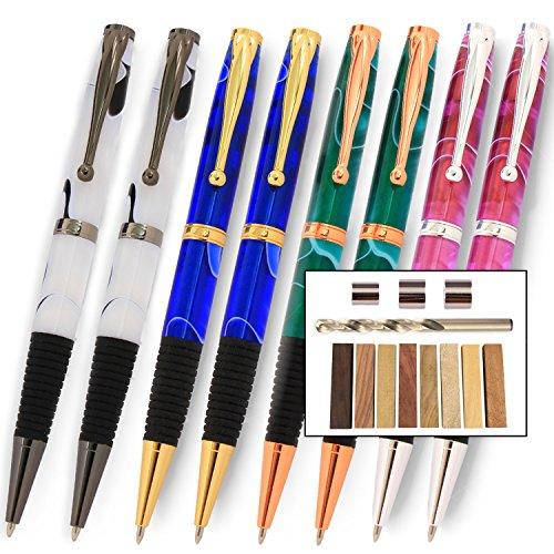 wood turning pen kits - 7
