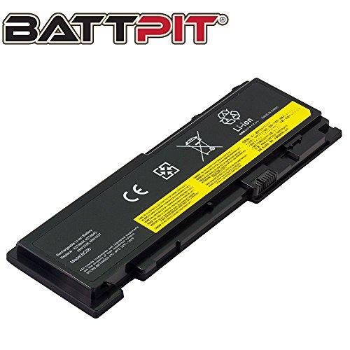 BattPit Laptop Battery for Lenovo 0A36287 0A36309 42T4844 42T4845 42T4846 42T4847 45N1036 45N1037 45N1064 45N1065 ASM 42T4846 FRU 42T4847 ThinkPad T420s T420si T430s T430si [6-Cell/3600mAh/40Wh]