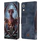 Official Anne Stokes Guardian Dragon Friendship Leather