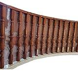 SHXN Barandilla Escaleras Mallas para Mascotas para Niños Red Anticaída, Bar Restaurante Valla Barandilla Escalera Balcón Decoración Redes Red de Protección de Barandilla,0.8×2m