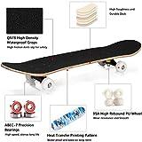 Zoom IMG-2 skateboard 79 x 20 cm
