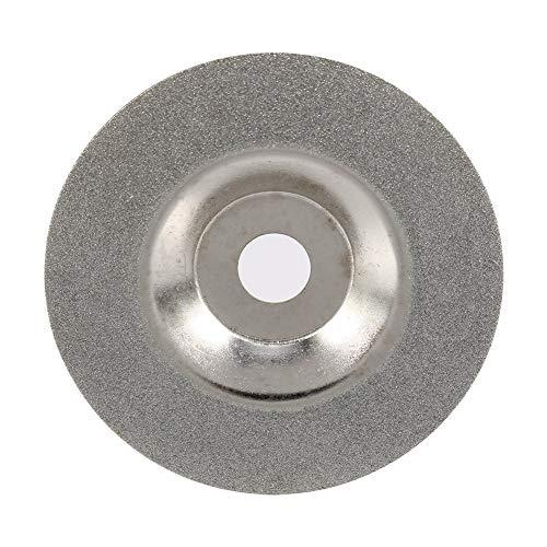 4 Zoll Diamant Glas Beschichtet Schleifscheibe Rundform Schleifer für Winkel Schneidscheibe 100x16x1mm DISC
