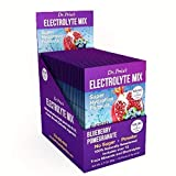 Electrolyte Mix Super Hydration Formula + Trace Minerals | New! Blueberry-Pomegranate Flavor (30 Powder Packets) Sports Drink Mix | Dr. Price's Vitamins | No Sugar, Non-GMO, Gluten Free & Vegan
