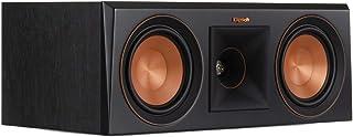 Klipsch RP-500C Center Channel Speaker, Black