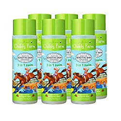 Shampoo, Conditioner and body wash in one, perfect to keep in the swim bag for the perfect head to toe after swim shower Washes away chlorine leaving hair and skin clean and shiny Suitable for new-borns and upwards Dermatologist and paediatrician app...